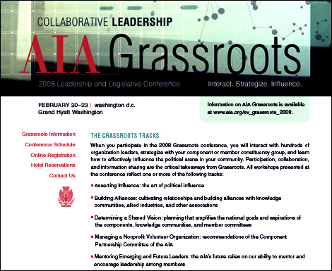 AIA Grassroots